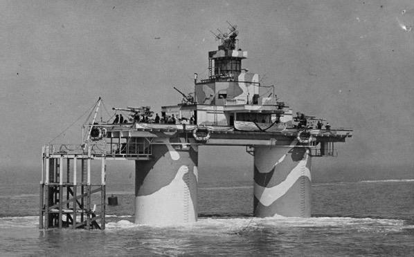 Fuerte Maunsell de la marina