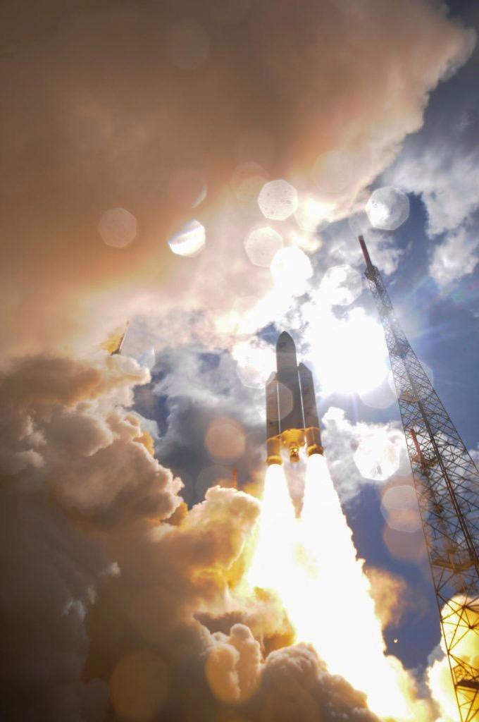Lanzamiento de los satélites Galileo 15 al 18