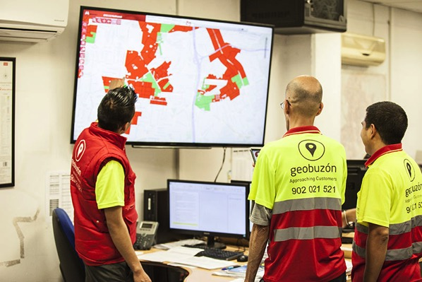 Oficinas de Geobuzón