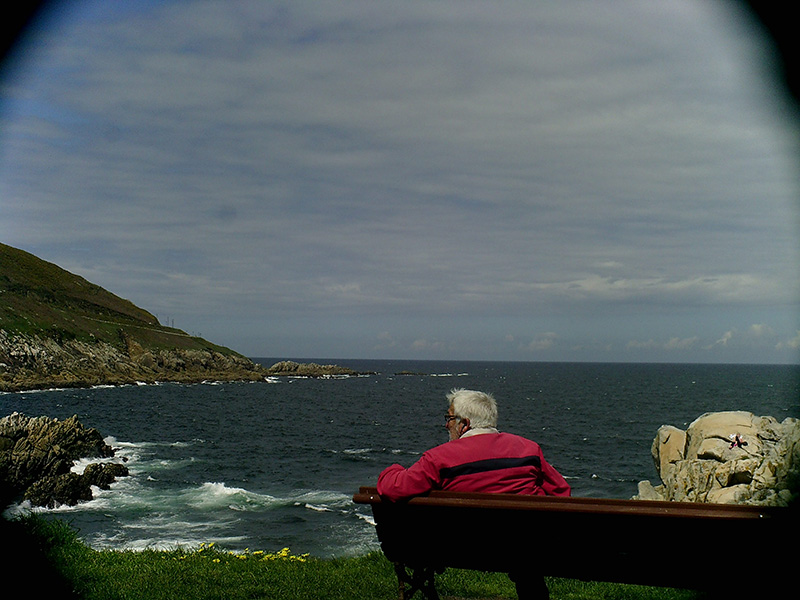 Mirando al mar… ¿Soñé?