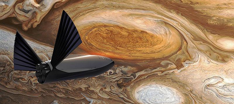 En Júpiter