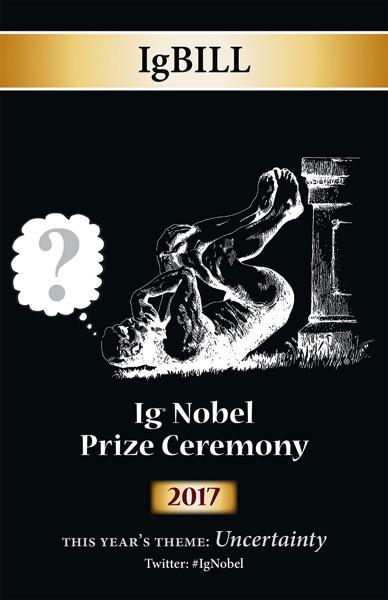 Ig Nobel 2017