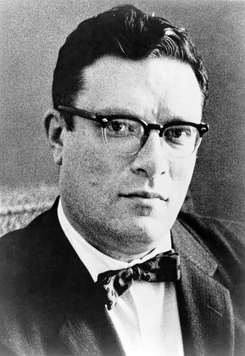 Isaac Asimov en 1965