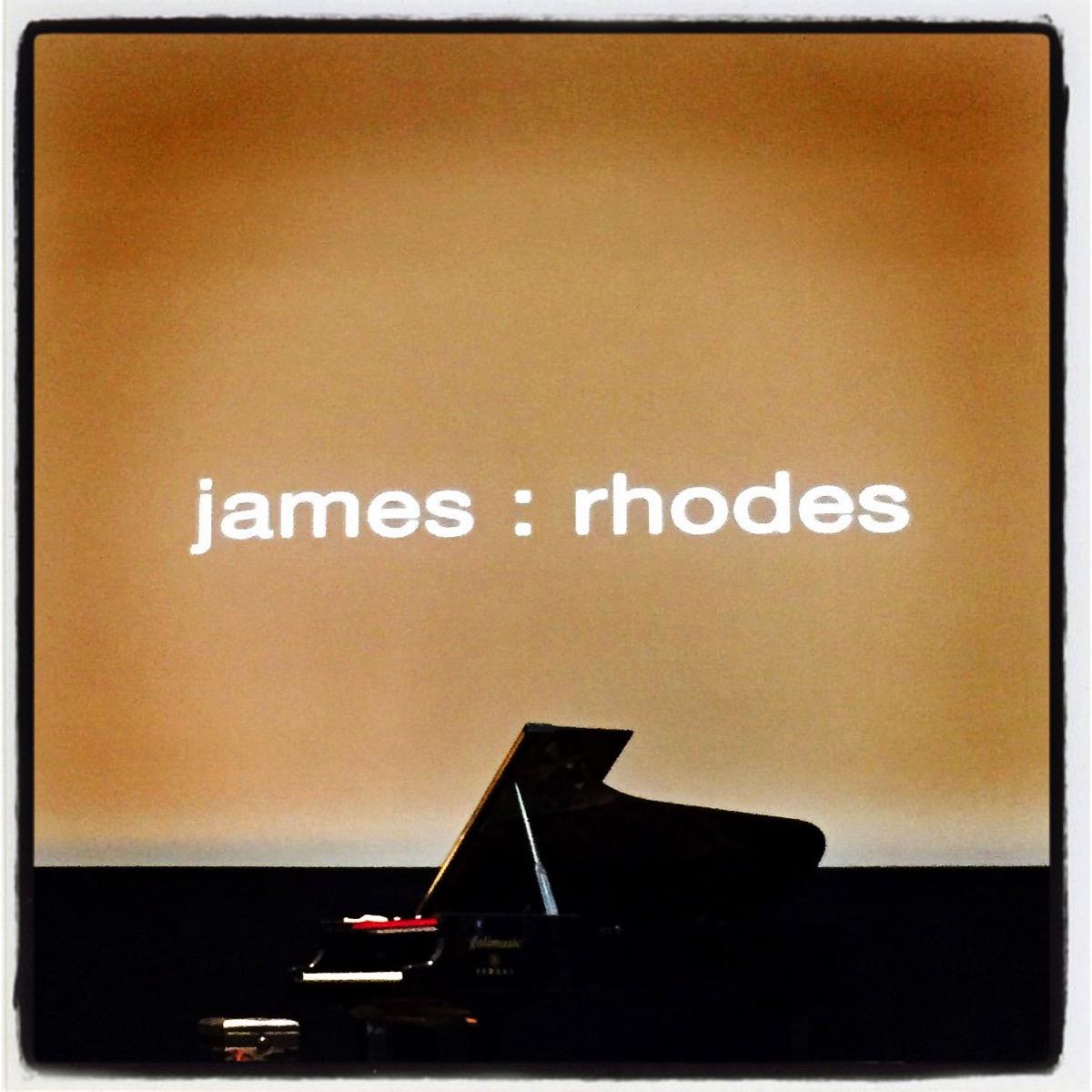 James Rhodes en Santiago