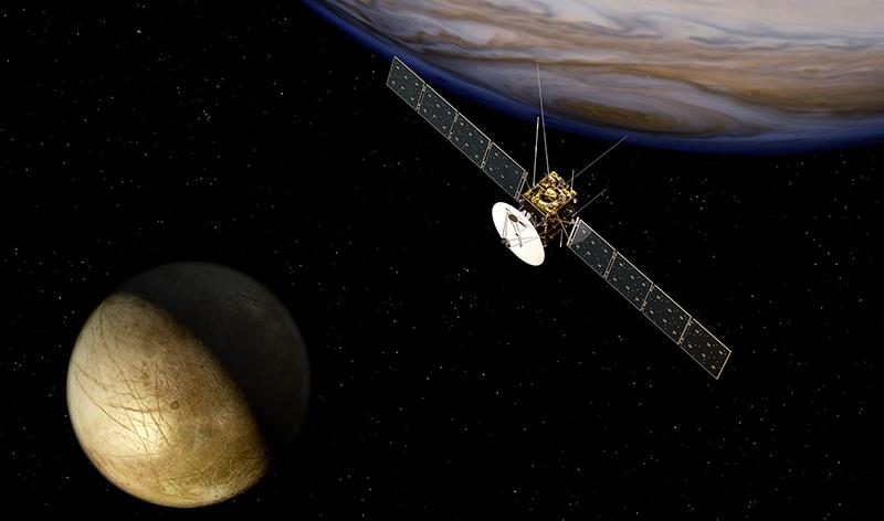 Europa, Juice y Júpiter - ESA