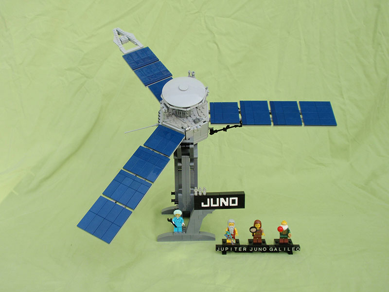 Juno en Lego