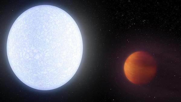 Starlight [Aingeru]  KELT9-KELT9b
