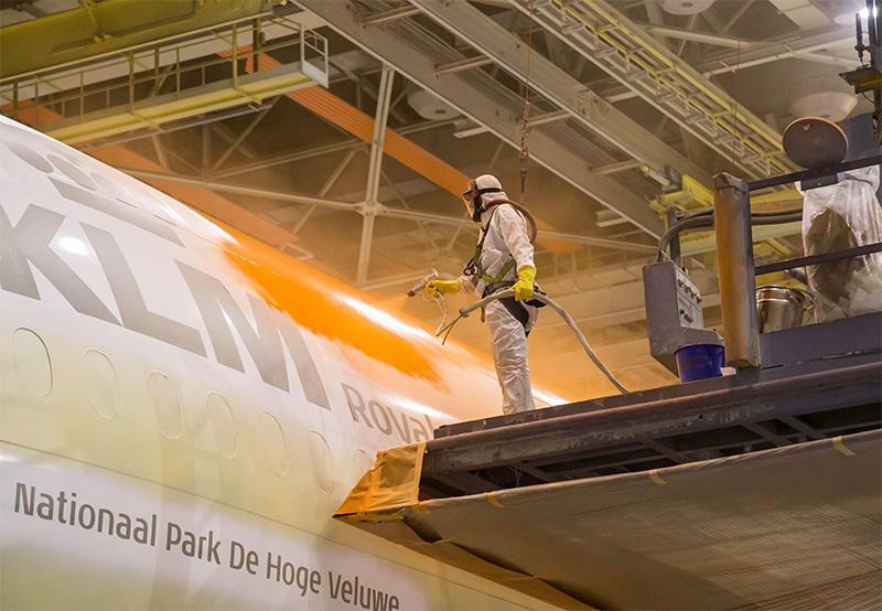 Pintando el OrangePride