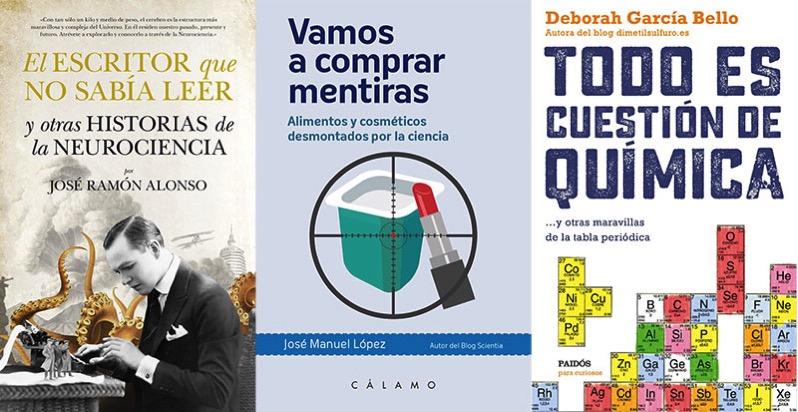 Las tres portadas