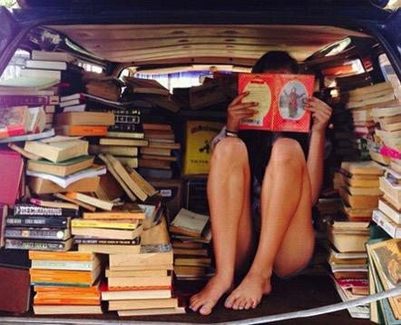 Libros, libros, libros…