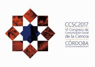 Abiertas las inscripciones y el envío de propuestas del VI Congreso de Comunicación Social de la Ciencia