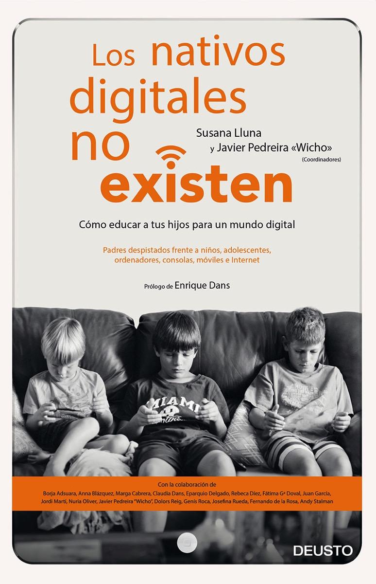Portada de Los nativos digitales no existen