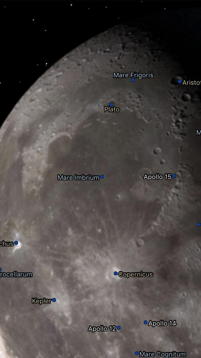 La Luna en Phases of the Moon