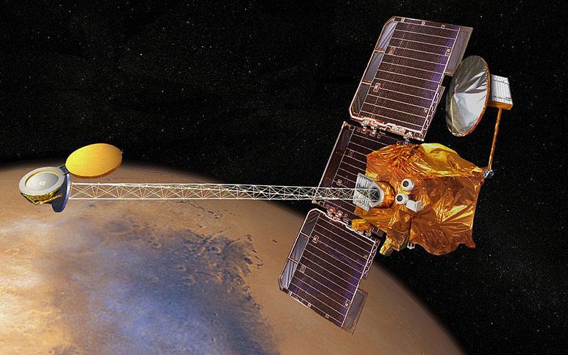 La Mars Odyssey