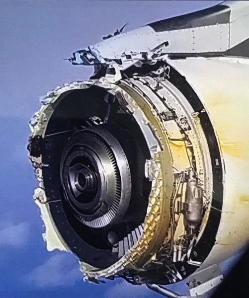 Motor cuatro del AF66