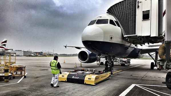 Mototok British Airways