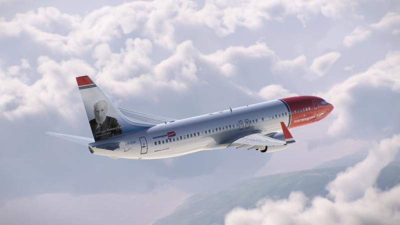 737 Ramón y Cajal de Norwegian