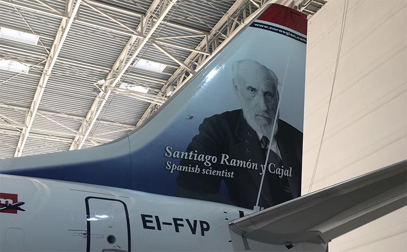 Deriva del 737 Ramón y Cajal