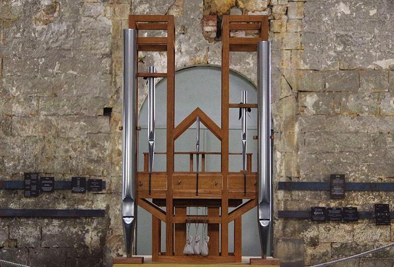 Órgano de San Burchardi