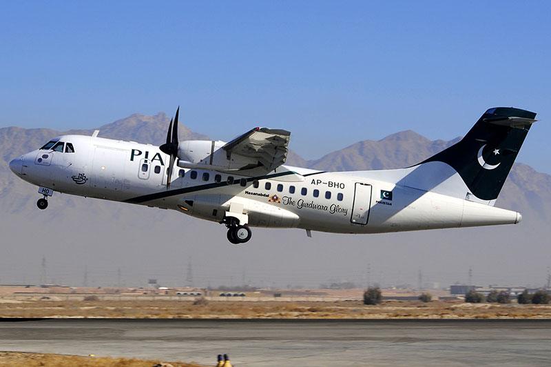 El avión accidentado en una foto de 2011 - Asuspine