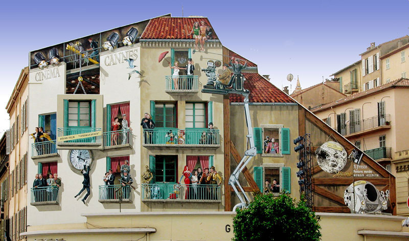 Cinemá en Cannes