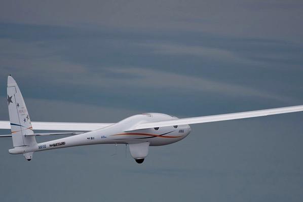 El Perlan 2 en vuelo