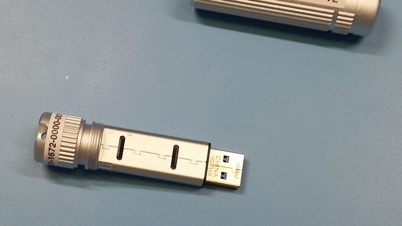 Pincho USB espacial