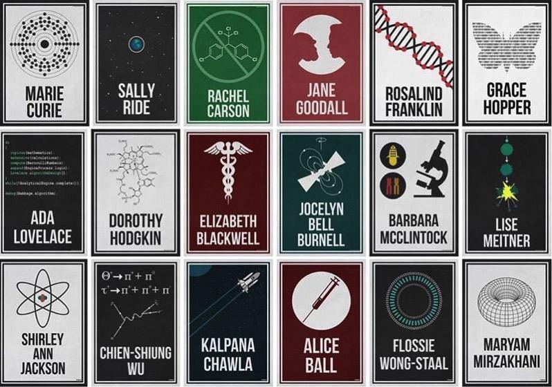 Mujeres que cambiaron la ciencia. Y el mundo.