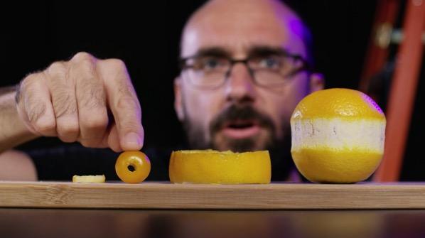 Tomatito vs. naranja