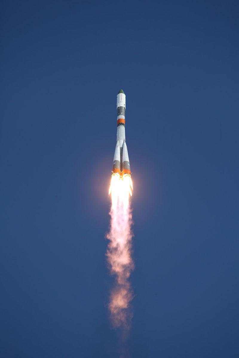 Lanzamiento de la Progress MS-05