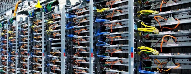 Racks de ordenadores