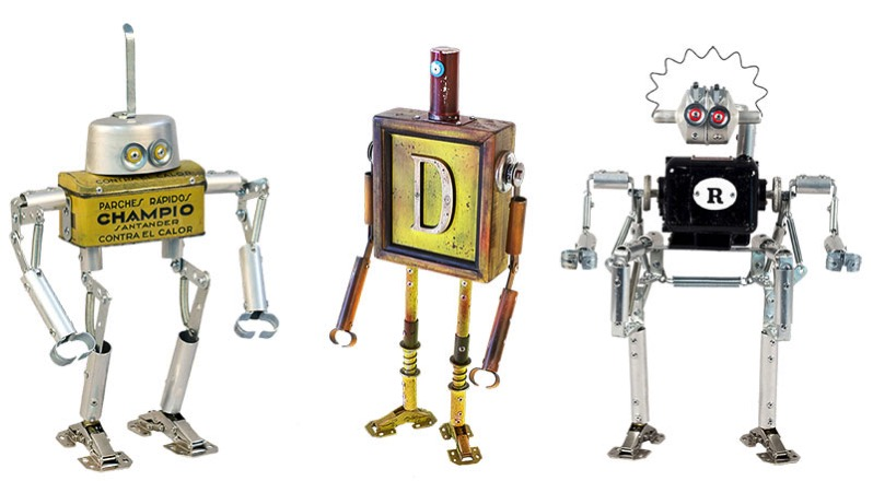 Robots de Sátrapa