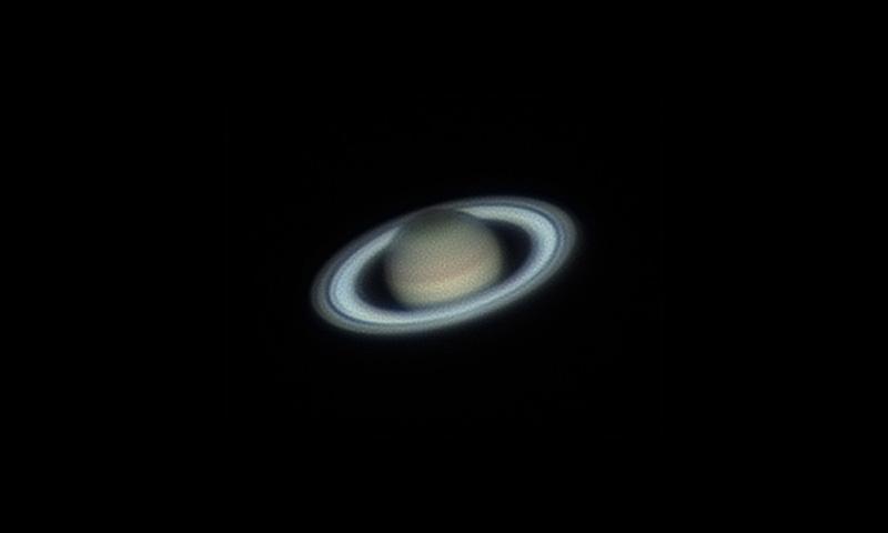 Saturno por Paco Bellido el 2 de junio de 2016