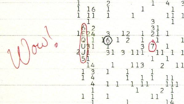 No, no parece nada probable que señal Wow! la haya causado un cometa