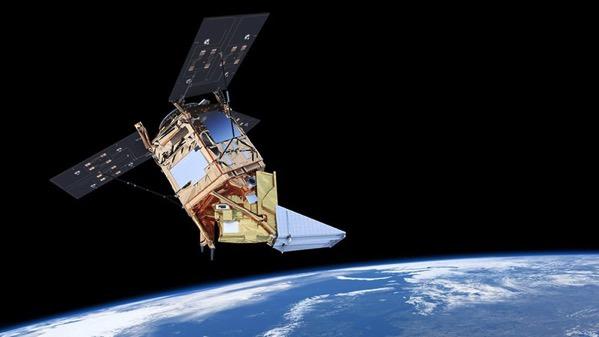 Sentinel 5P en órbita