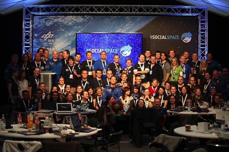 SocialSpace de 2013 en el DLR