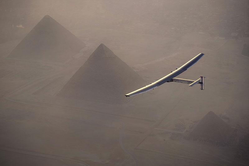 Sobre las pirámides