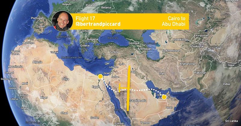 El Cairo – Abu Dhabi