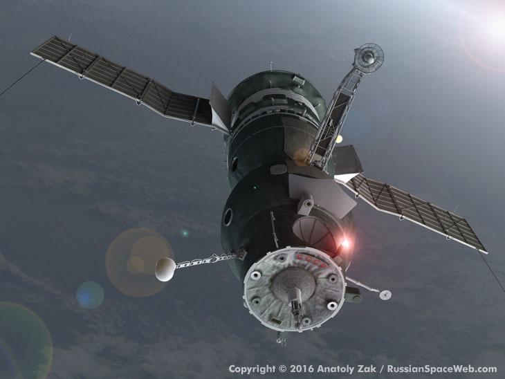La Soyuz original