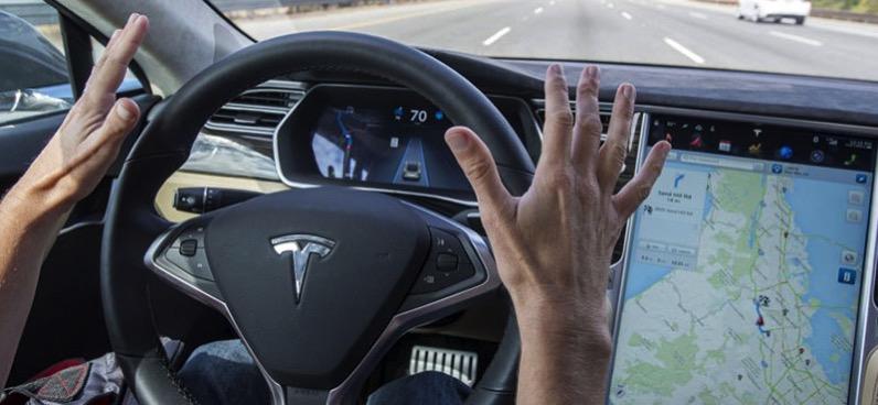 Piloto automático de Tesla