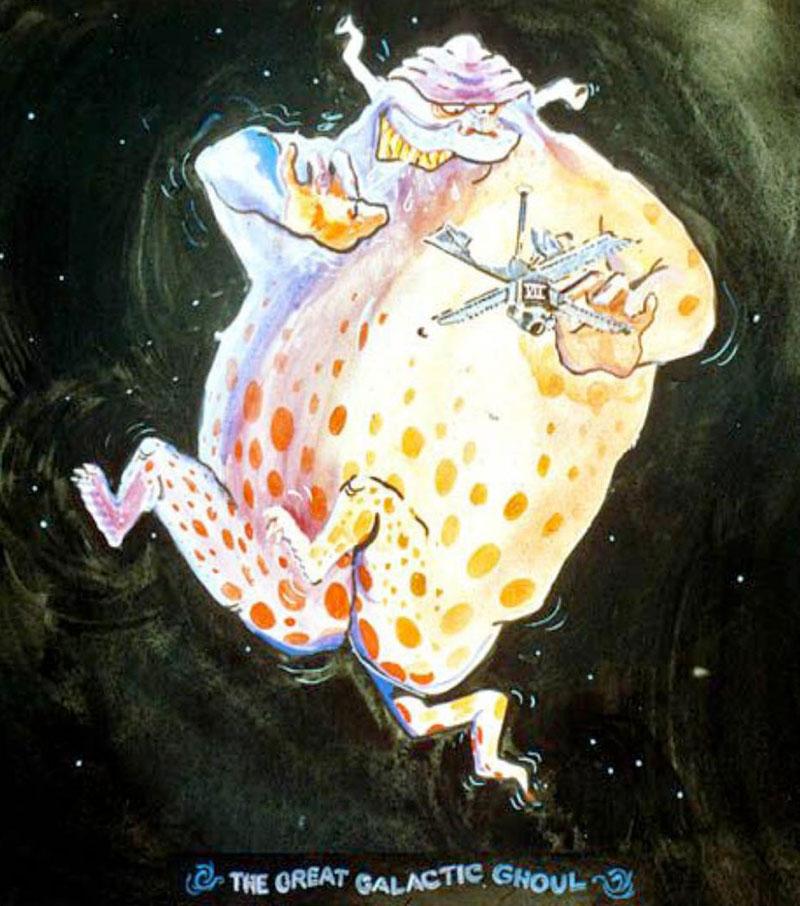 El Gran Glotón Galáctico