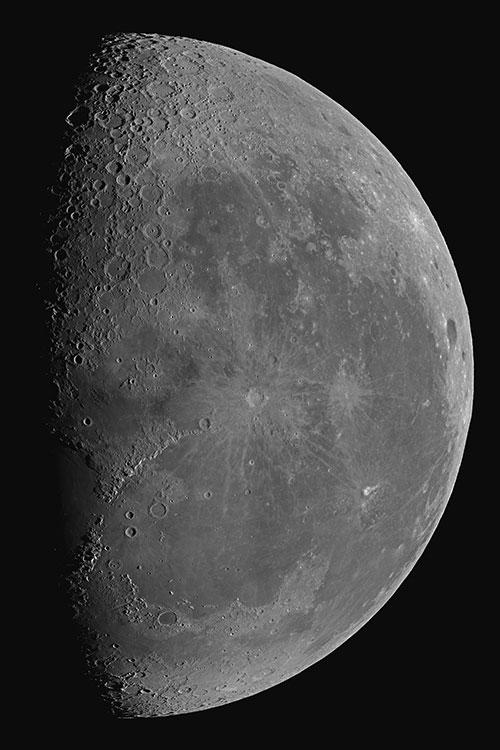 Luna del 24 de agosto de 2016 por Thierry Legault