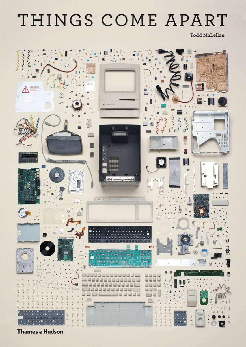 Things come apart por Todd McLellan