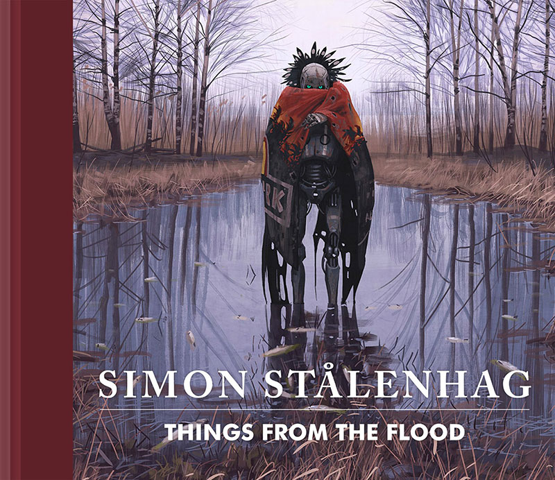 Things from the flood por Simon Stålenhag