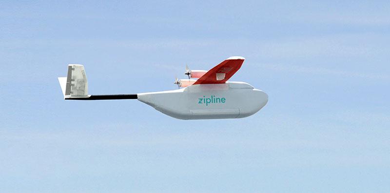Zip en vuelo